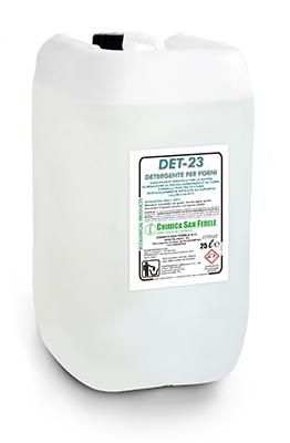 Det23 Detergente Industrale Pulitore Per Forni