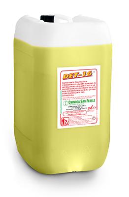 Detergente Inddustriale Det 16